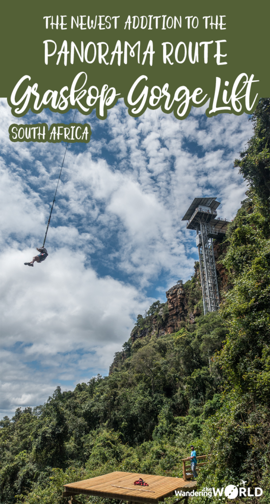 Graskop Gorge Lift - The Newest Addition to the Panorama Route