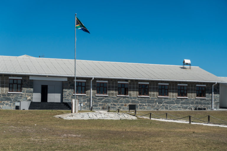 Robben Island is now a UNESCO World Heritage Site